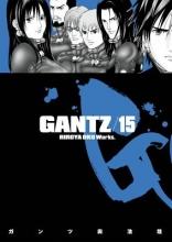 Oku, Hiroya Gantz, Volume 15