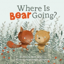 Mark Janssen , Where is Bear Going?