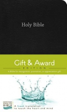Common English Bible Gift & Award Bible-Ceb