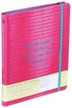 Austen, Jane Pride and Prejudice - a Novel Journal