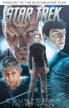 Johnson, Mike,   Jones, Tim Star Trek Countdown Collection 1