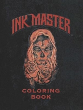 Ink Master Ink Master Coloring Book
