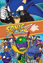 Sonic Scribes Sonic Select, Book 4