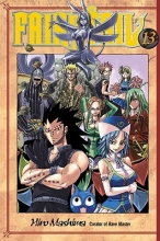 Mashima, Hiro Fairy Tail 13
