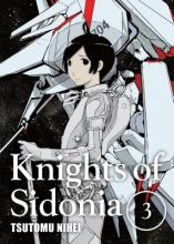 Nihei, Tsutomu Knights of Sidonia 3