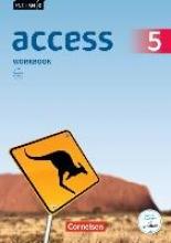 Seidl, Jennifer,   Toal, Eleanor,   Rademacher, Jörg English G Access Band 5: 9. Schuljahr - Allgemeine Ausgabe - Workbook mit Audios online