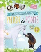 Waidmann, Angela,   Jessler, Nadine Wunderbare Welt der Pferde und Ponys