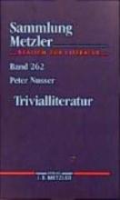 Nusser, Peter Trivialliteratur
