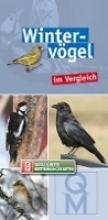 Wintervögel im Vergleich - Bestimmungskarten