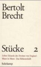 Brecht, Bertolt Erste Stücke II