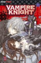 Hino, Matsuri Vampire Knight 11