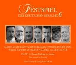 Goethe, Johann Wolfgang von Festspiel der deutschen Sprache 6