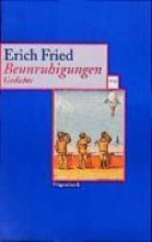 Fried, Erich Beunruhigungen