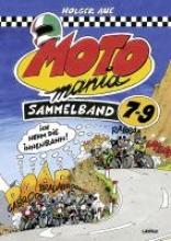 Aue, Holger MOTOmania Sammelband 7-9