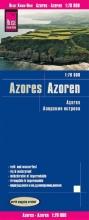 , Reise Know-How Landkarte Azoren 1:70.000