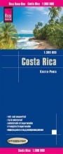 , Reise Know-How Landkarte Costa Rica 1:300.000
