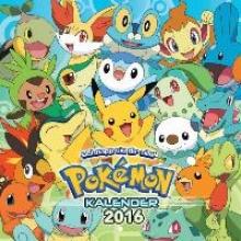 Pokémon Wandkalender 2016
