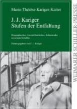 Kariger-Karier, Marie Th. J. J. Kariger Stufen der Entwicklung