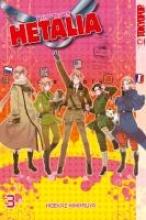Himaruya, Hidekaz Hetalia - Axis Powers 03