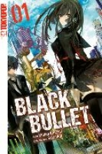 Kanzaki, Shiden Black Bullet - Novel 01