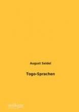 August Seidel Togo-Sprachen