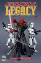 Ostrander Star Wars Comic Sonderband 40
