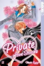Enjoji, Maki Private Love Stories 02