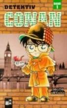Aoyama, Gosho Detektiv Conan 01