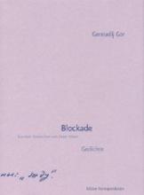Gor, Gennadij Blockade