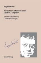 Eugen Roth: Merely Human /Menschlich
