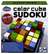 , Smartgame Think Fun Color Cube Sudoku