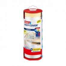 , Afdekfolie Tesa 56769 easy cover dispenser 2,6mx17m