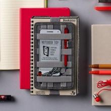 , Bookaroo Notebook Charcoal