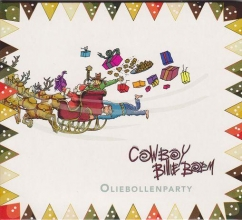 COWBOY BILLIE BOEM, OLIEBOLLENPARTY (CD)  Dit is de leukste kinderkerst-CD ooit!