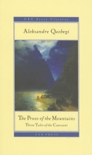 Qazbegi, Aleksandre The Prose of the Mountains