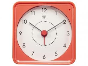 , Alarmklok nXt Nathan 7.3 x 7.3 x 3.3 cm oranje