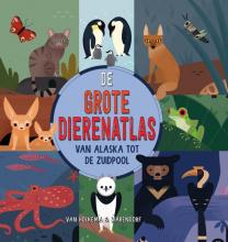 Anne McRae De grote dierenatlas
