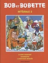 Willy  Vandersteen Bob et Bobette 02 Intgrale HC bundeling 3 verhalen Walloni