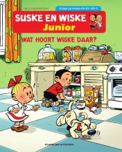 Inge Bergh , Suske en Wiske AVI E 3 Wat hoort Wiske daar?