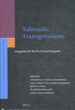 Charlotte Elisheva Fonrobert , Talmudic Transgressions