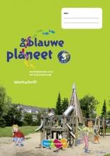Willeke ten Noever Bakker, De Blauwe Planeet  5 ex 3 Werkschrift