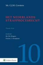 , Het Nederlands strafprocesrecht