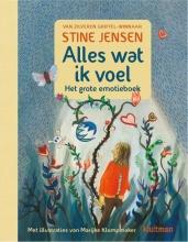 Stine  Jensen ALLES WAT IK VOEL