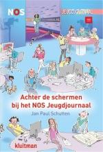 Jan Paul  Schutten NOS Jeugdjournaal achter de schermen.