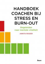 Annita Rogier , Handboek coachen bij stress en burn-out