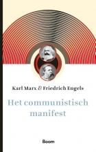 Friedrich Engels Karl Marx, Het communistisch manifest