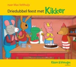 Max Velthuijs , Driedubbel feest met Kikker