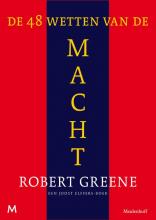 Robert  Greene, Corrie van den Berg 48 wetten van de macht