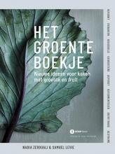 Samuel  Levie, Nadia  Zerouali Het groenteboekje