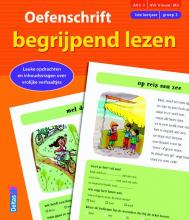 Jeroen  Defauw Oefenschrift begrijpend lezen (AVI:1 AVI nieuw:M3) (1ste leerjaar - groep 3)